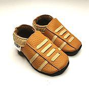 Одежда детская handmade. Livemaster - original item Brown&Beige sport. Handmade.