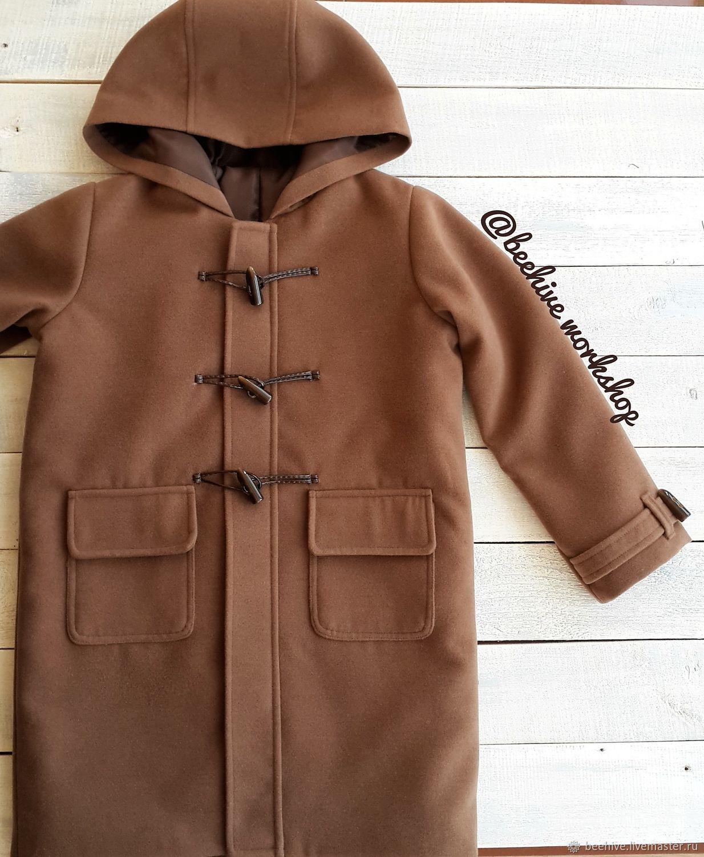 Пальто для мальчика, Одежда для мальчиков, Ставрополь, Фото №1