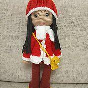 Мягкие игрушки ручной работы. Ярмарка Мастеров - ручная работа Кукла Рита. Handmade.