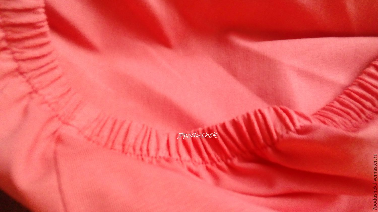 Fitted bed sheet- Linen Fitted Sheet, Sheets, Moscow,  Фото №1