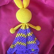 Мягкие игрушки ручной работы. Ярмарка Мастеров - ручная работа Игрушки: комфортер. Handmade.