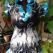 Одежда handmade. Livemaster - original item Vest Nostalgie. Handmade.