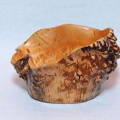 Для дома и интерьера ручной работы. Ярмарка Мастеров - ручная работа Ваза из капа. Handmade.