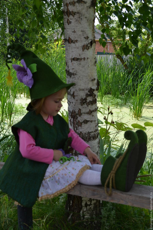 the costume of Elf ( Gnome), Suits, Belgorod,  Фото №1