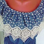 Одежда handmade. Livemaster - original item Crochet dress