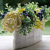 Цветы и флористика handmade. Livemaster - original item Solar. Handmade.