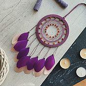 Для дома и интерьера handmade. Livemaster - original item Dreamcatcher Charm agate. Handmade.