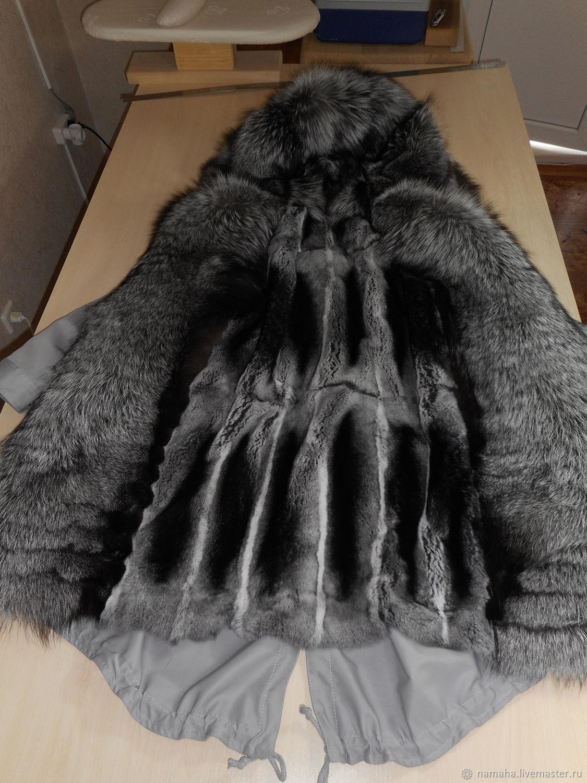 Куртка Парка Женская Зимняя С Мехом Купить