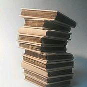 Блокноты ручной работы. Ярмарка Мастеров - ручная работа Натуральный блокнот.Маленькая волшебная книга. Готовый блок к блокноту. Handmade.