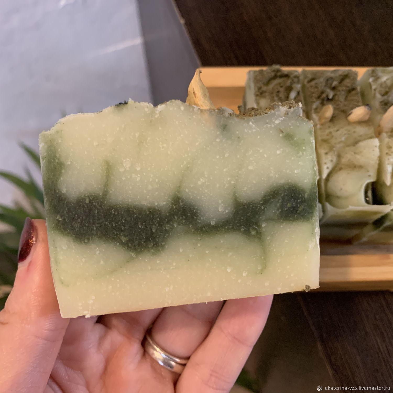 Soap ' Menthol with lemon', Soap, Tomsk,  Фото №1