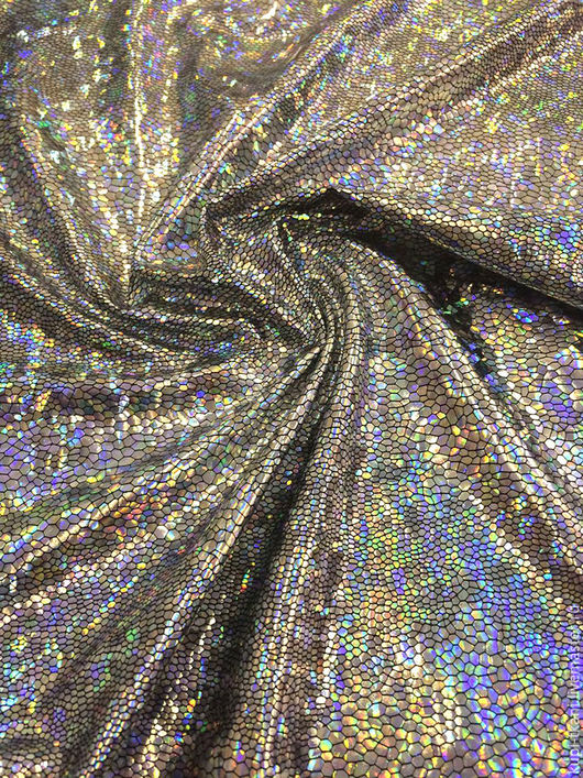 Шитье ручной работы. Ярмарка Мастеров - ручная работа. Купить Голограмма (3 цвета). Handmade. Комбинированный, ткань для декора, стрейч