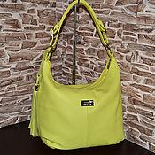 Сумки и аксессуары handmade. Livemaster - original item Model 1029 Shoulder Bag Leather Women Shoulder Bag. Handmade.
