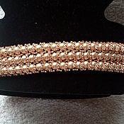 Украшения handmade. Livemaster - original item Bracelet pearl. Handmade.