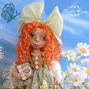 Куклы и игрушки ручной работы. Ярмарка Мастеров - ручная работа Солнышко - Алёнушка. Handmade.