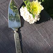 Винтаж handmade. Livemaster - original item A spatula for dessert the Vikings, Holland. Handmade.