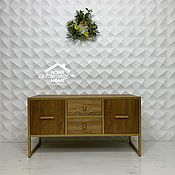 Для дома и интерьера handmade. Livemaster - original item Chest of drawers GOLD BILLION.. Handmade.