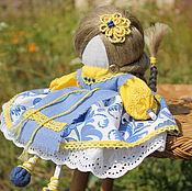 Куклы и игрушки ручной работы. Ярмарка Мастеров - ручная работа Женская Суть или Толстушка-Костромушка. Handmade.