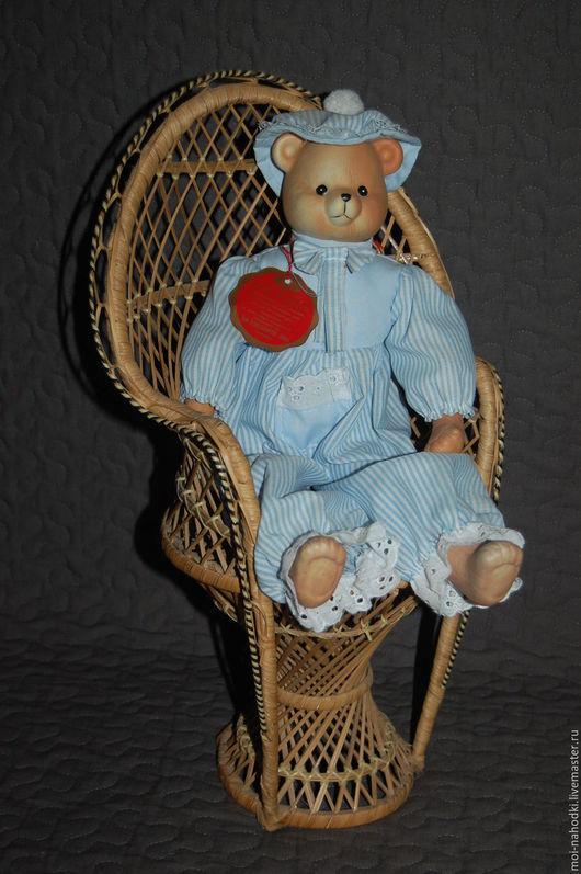 """Винтажные куклы и игрушки. Ярмарка Мастеров - ручная работа. Купить Винтажный мишка """"KIM"""" Бронь!. Handmade. Коричневый, медведь"""