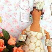 Куклы и игрушки handmade. Livemaster - original item Tilda bather Ebel. Handmade.