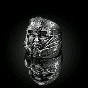 Украшения handmade. Livemaster - original item Ring: Genghis Khan. Handmade.