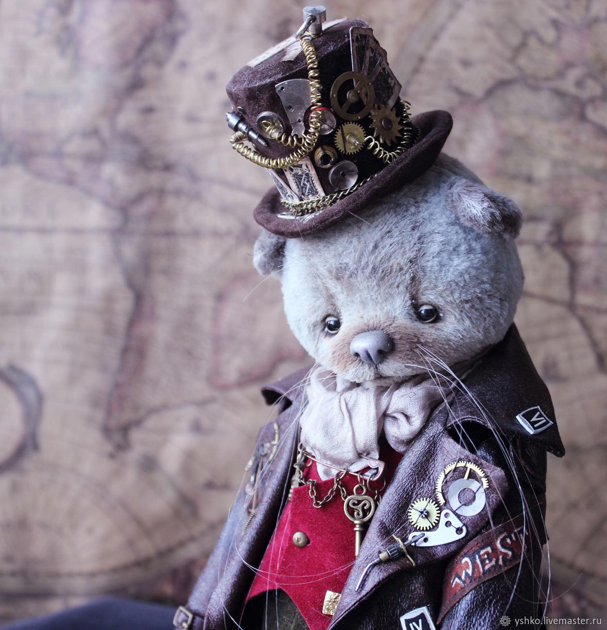 Teddy: Brian the cat, Stuffed Toys, St. Petersburg,  Фото №1