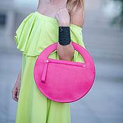 Сумки и аксессуары handmade. Livemaster - original item Women`s leather bag, genuine leather - BA0869LD. Handmade.