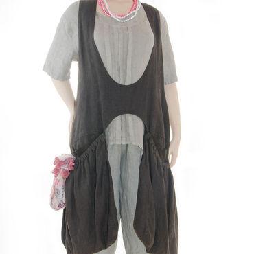 Одежда ручной работы. Ярмарка Мастеров - ручная работа Бохо мода фартучек и в Африке фартук большие карманы остальное фартук. Handmade.