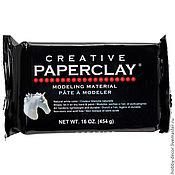 Материалы для творчества ручной работы. Ярмарка Мастеров - ручная работа Paperclay Creative (Паперклей креатив). Handmade.