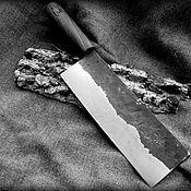 Для дома и интерьера ручной работы. Ярмарка Мастеров - ручная работа Кухонный нож по мотивам ЦайДао. Handmade.