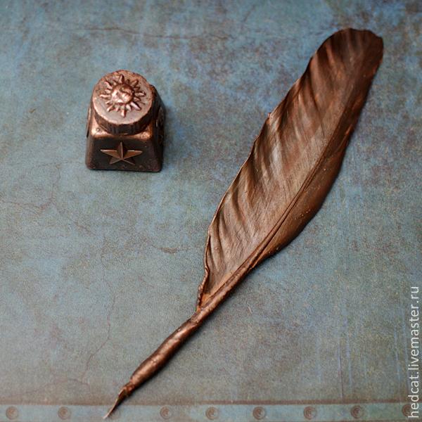 умытый перо из мастики фото красоту удвойте