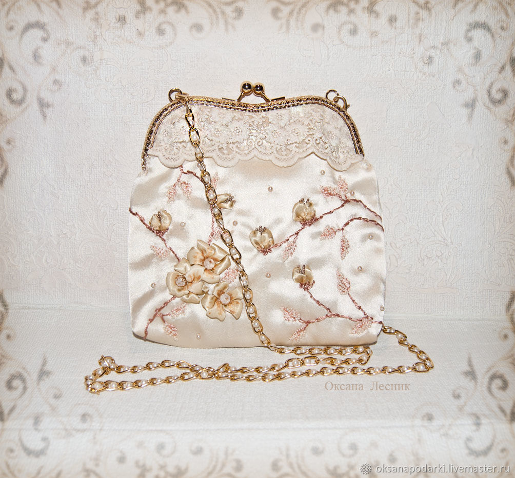 Handbag with clasp: For special occasions, for graduation, nea, Clasp Bag, St. Petersburg,  Фото №1