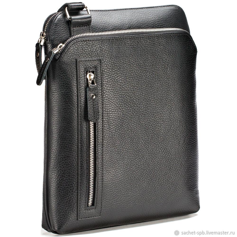 7420b9253d30 Мужские сумки ручной работы. Ярмарка Мастеров - ручная работа. Купить  Кожаная сумка