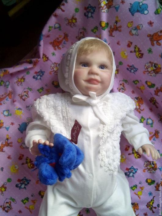 Куклы-младенцы и reborn ручной работы. Ярмарка Мастеров - ручная работа. Купить Reborn Baby Оксаночка – Милая девочка. Handmade.