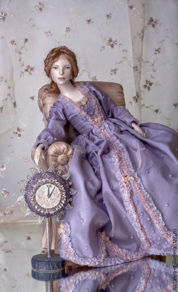 Золушка (будуарная кукла), Куклы и пупсы, Москва,  Фото №1