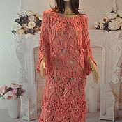 handmade. Livemaster - original item dress 48-52. Handmade.