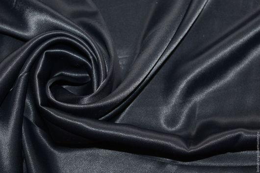 Шитье ручной работы. Ярмарка Мастеров - ручная работа. Купить Атлас ARMANI, 1800руб-м. Handmade. Итальянская ткань, шитье