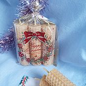 Сувениры и подарки handmade. Livemaster - original item A gift for new year and Christmas to colleagues and friends. Handmade.