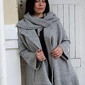 Одежда handmade. Livemaster - original item Coat short Thaw oversized Bacchus handmade. Handmade.