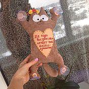 Сувениры и подарки ручной работы. Ярмарка Мастеров - ручная работа Кот Саймона подарок мужчине ,подарок женщине. Handmade.