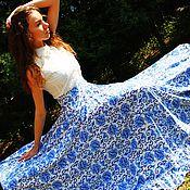 Одежда handmade. Livemaster - original item Sun-flared