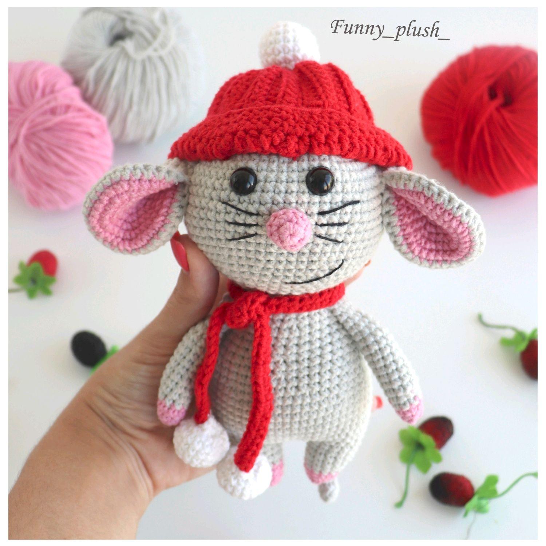 Mouse, Stuffed Toys, Azov,  Фото №1