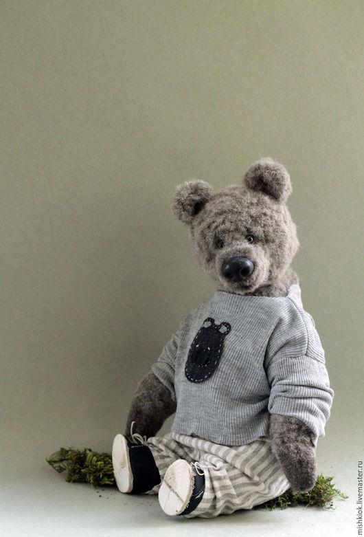 Мишки Тедди ручной работы. Ярмарка Мастеров - ручная работа. Купить Мишка Тедди. Добрый Мишка.. Handmade. Мишка тедди