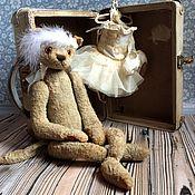 """Куклы и игрушки ручной работы. Ярмарка Мастеров - ручная работа Кошка """"Dance"""". Handmade."""