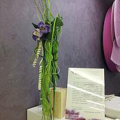 Дизайн и реклама ручной работы. Ярмарка Мастеров - ручная работа Флористические композиции Переплетение сердец,души,а может просто Лето. Handmade.