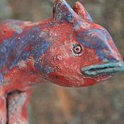 Винтаж handmade. Livemaster - original item Doggy. Handmade.