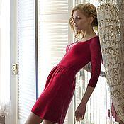 Одежда handmade. Livemaster - original item dress with wide skirt. Handmade.