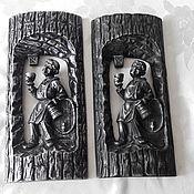 Винтаж ручной работы. Ярмарка Мастеров - ручная работа Панно из алюминия. Handmade.
