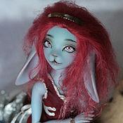 Шарнирная кукла ручной работы. Ярмарка Мастеров - ручная работа Шарнирная зайка Миа.  Кукла бжд (BJD). Handmade.