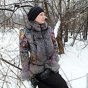"""Одежда ручной работы. Ярмарка Мастеров - ручная работа Зимнее пальто """"Милена"""".. Handmade."""