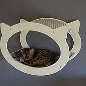 Зоотовары handmade. Livemaster - original item House - hammock for cats. Handmade.